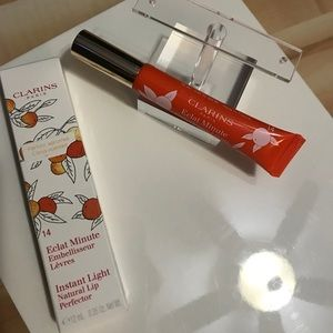 Clarins natural lip perfector/ NEW/unopened tube
